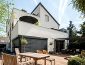 Kerpen, Antoniustraße - Mehrfamilienhaus, 96-150 qm Wohnfläche